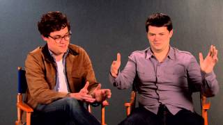 22 Jump Street: Directors Phil Lord & Christopher Miller Behind The Scenes Movie Interview