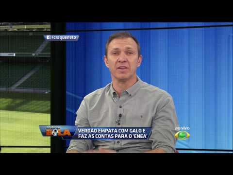 Velloso: Palmeiras Jogou Como Um Verdadeiro Campeão