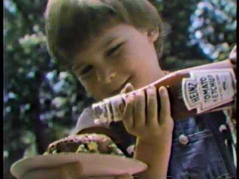 "Heinz Ketchup ""Anticipation ""  commercial 1978"