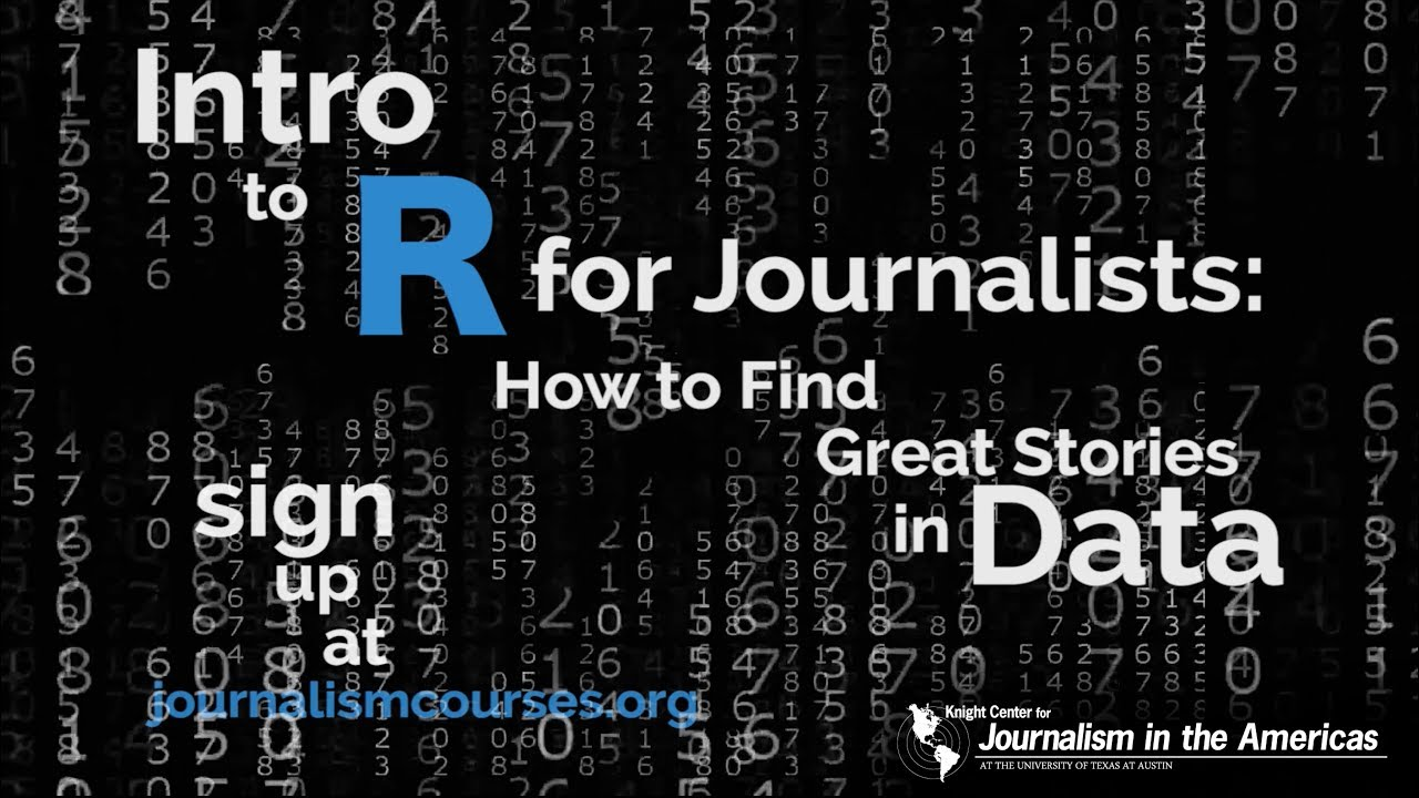 Intro to R for Journalists: How to Find Great Stories in Data