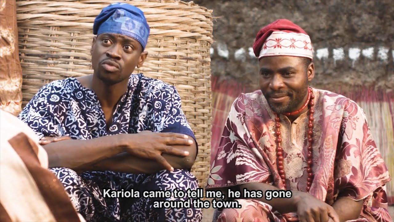 Download IBI - (THE BIRTH) 2020 Latest Yoruba Movie - Starring Adedimeji Lateef, Ibrahim Chatta, Seyi Alabi