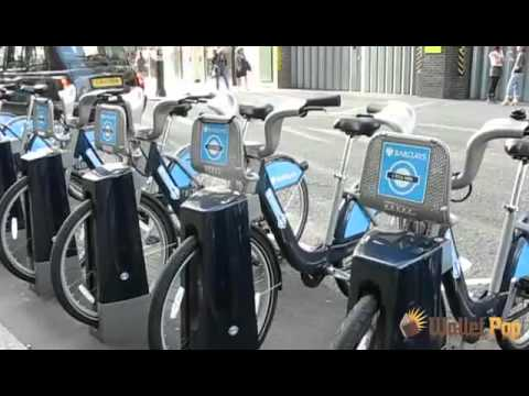 Free Bike Rental in London