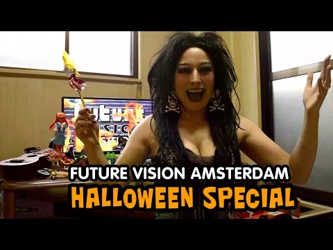 Future Vision Amsterdam - Halloween Special (Full Episode)【HD】