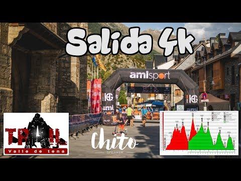 Chito Speaker - Salida Trail Valle de Tena 4k