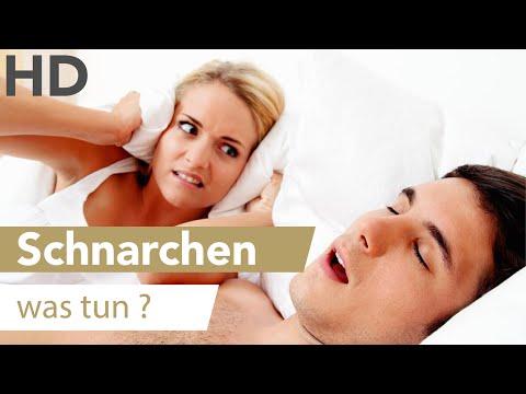 Schnarchen was tun? Rhonchopathie, Schlafen, Schnarchen