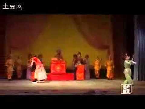 Traditional Chinese opera from 200BC(Shanxi,xi'an)秦腔《斩韩信》杨安民 标清