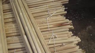 видео Деревянный брус и его применение, виды бруса