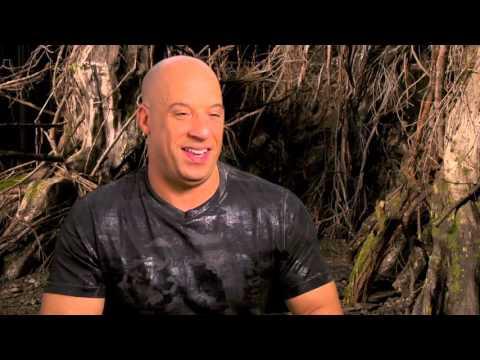 "The Last Witch Hunter ""Kaulder"" On Set Interview - Vin Diesel"