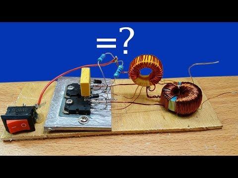 Testing Inverter 12V to 220V AC or DC Circuit