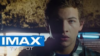 Ready Player One IMAX® TV Spot