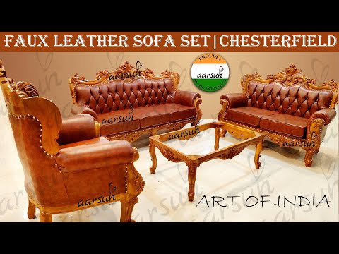 #217-best-faux-leather-sofa-set-chesterfield-|-top-furniture-designs-ideas-@aarsun