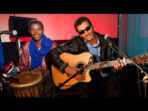 Bombino performs Amidinine - live session