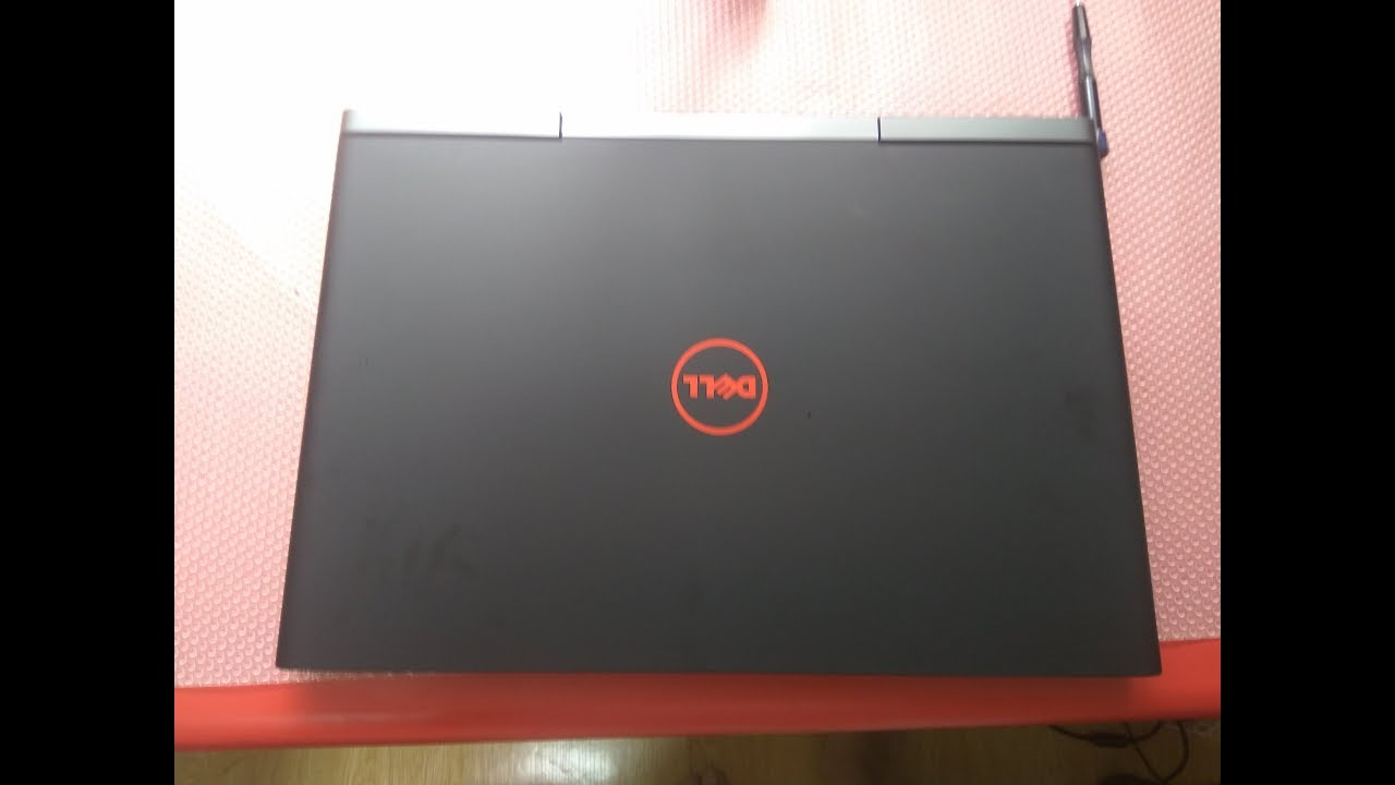 Dell 7577 Teardown, Repaste and Assembly! (Edited for time