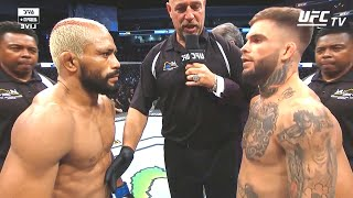 Cody Garbrandt Vs Deiveson Figueiredo For FLYWEIGHT TITLE At UFC 255!!!