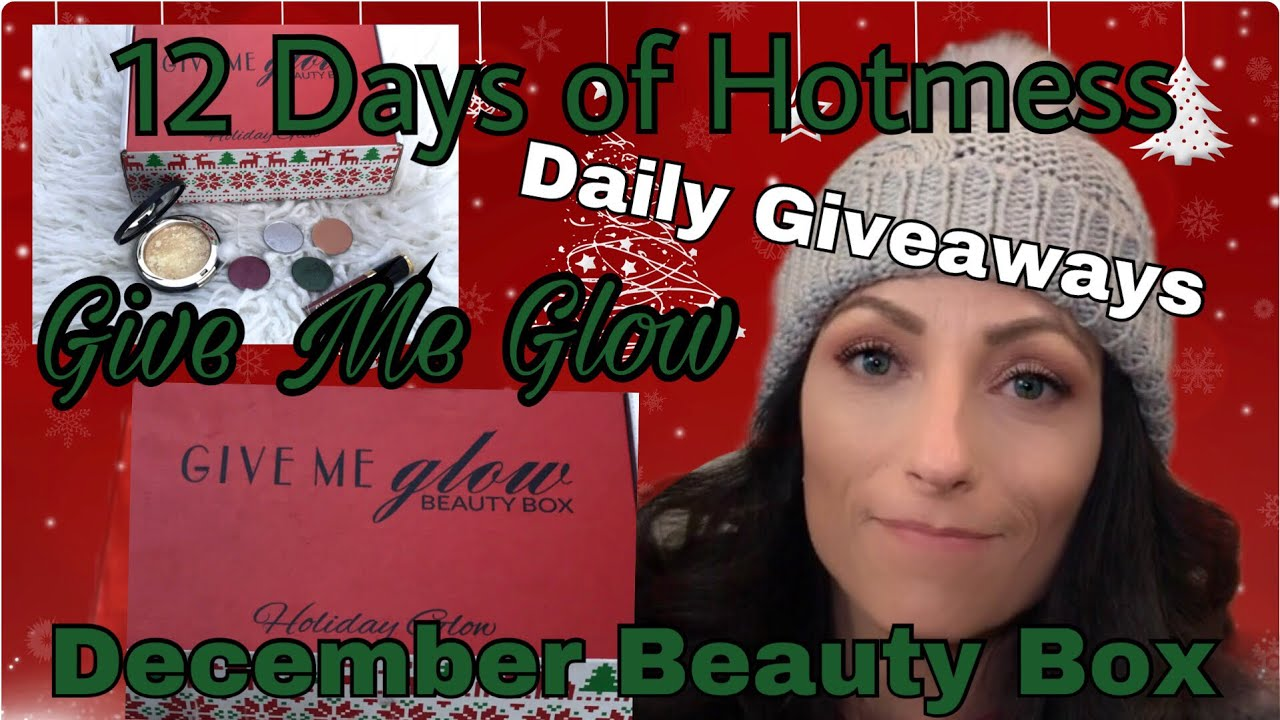 Give it a glow giveaways