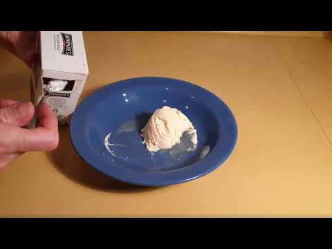Faking The 'fake' Test; Ice Cream And Washing Powder