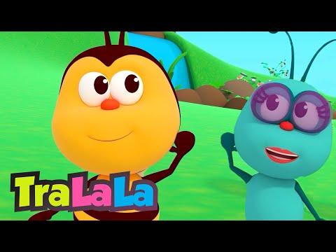 Cantece TraLaLa – Simturile pe intelesul copiilor | Cantece educative pentru copii – Cantece pentru copii in limba romana