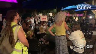 St. Pete protests take disruptive turn
