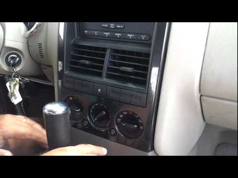 Ford Air Conditioner Fix For Free Blend Door Problem