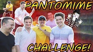 PANTOMIME CHALLENGE! MIT GEWITTER IM KOPF!