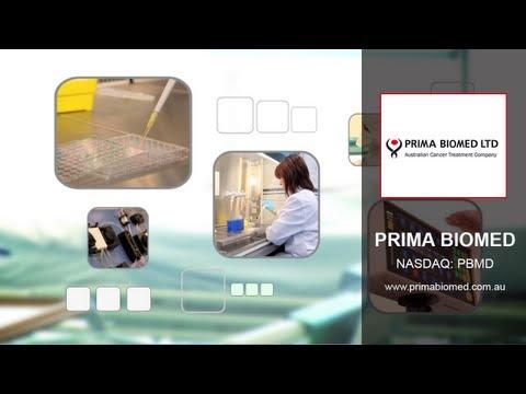 CEOLIVE.TV Interview | Prima Biomed (NASDAQ: PBMD)