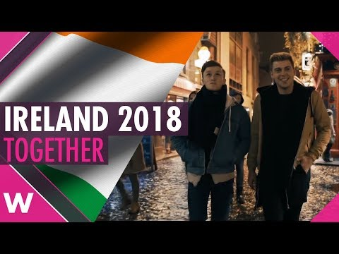 Ireland 2018: Ryan O † Shaughnessy to sing Together in Lisbon (REACTION)