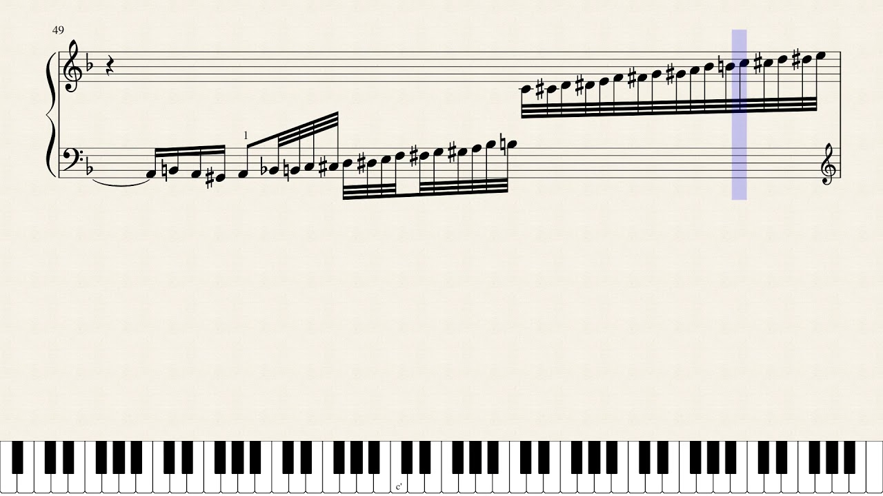 Mozart Fantasia In D Minor K397385g Piano Tutorial Sheets