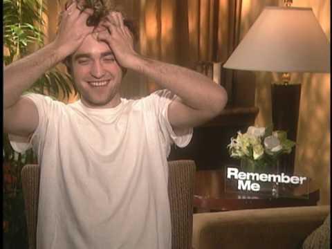 Robert Pattinson  for REMEMBER ME