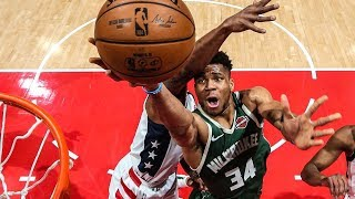 Highlights: Bucks 137 - Wizards 134 | 2.24.20