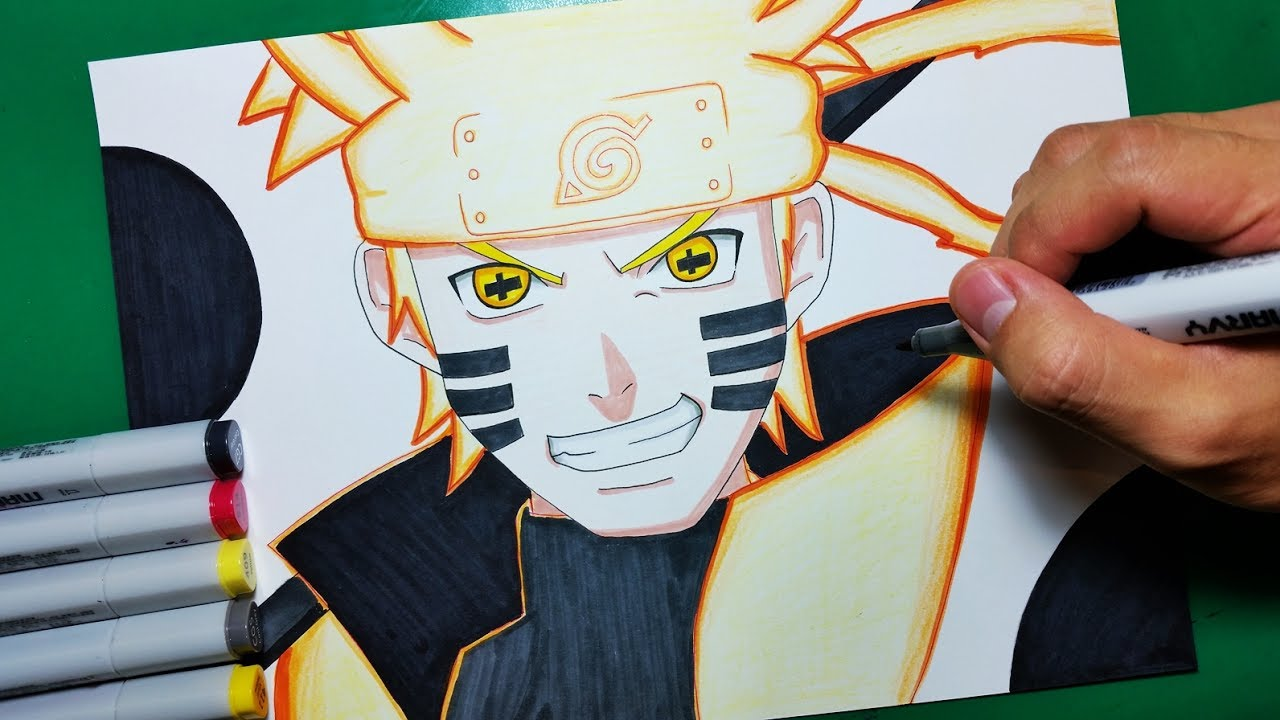 Naruto Sage Of The Six Paths 나루토 육도선인...