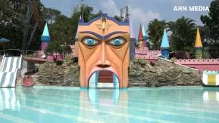 Silver Storm Water Theme Park Athirapilly, Kerala