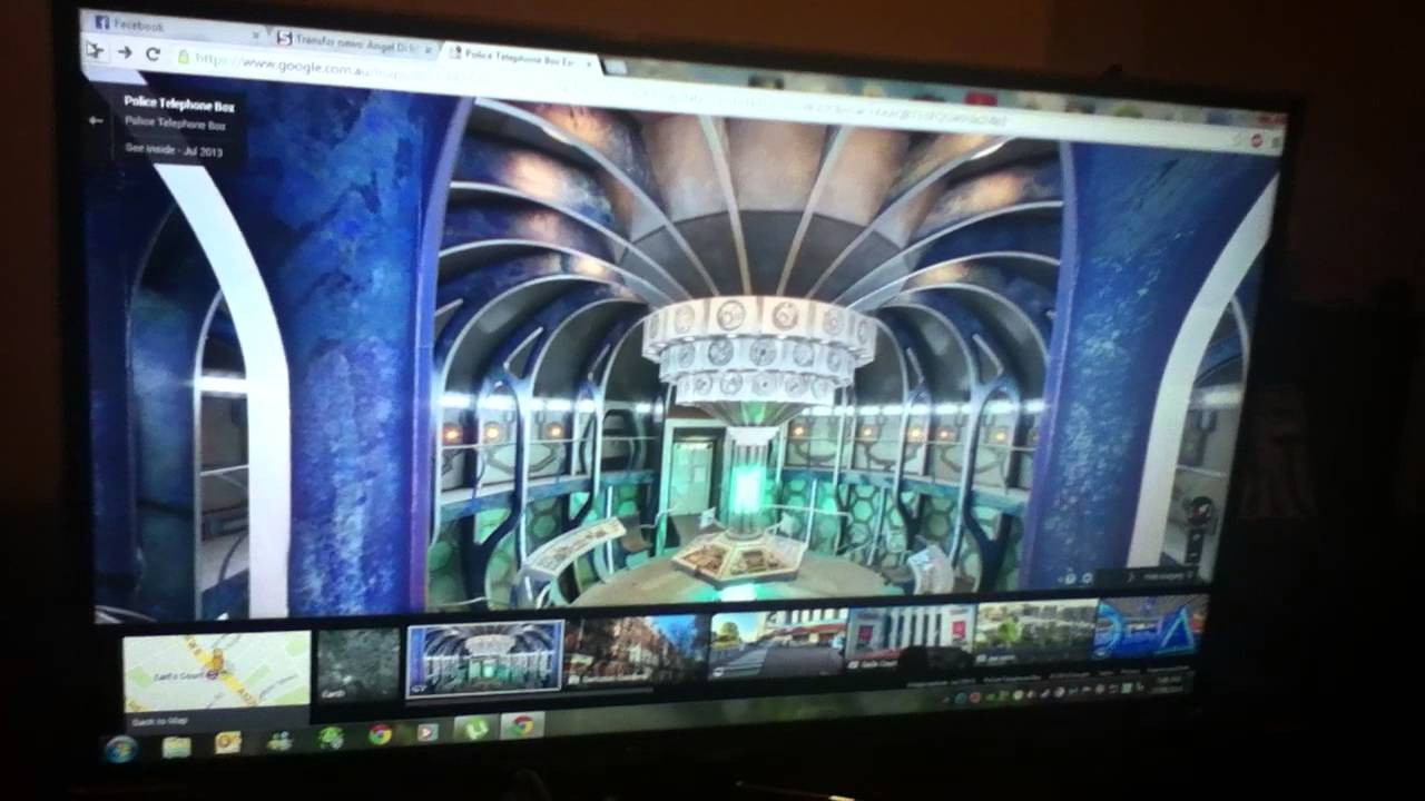 on dr who google maps