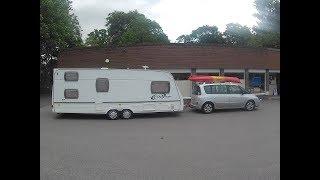 Elgin to Faskally Caravan Park - Vlogging #27