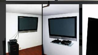 Tv Wall Mount Shelf