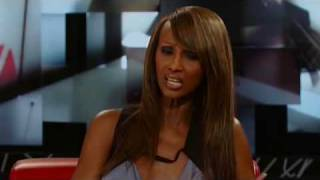 Iman on The Hour with George Stroumboulopoulos