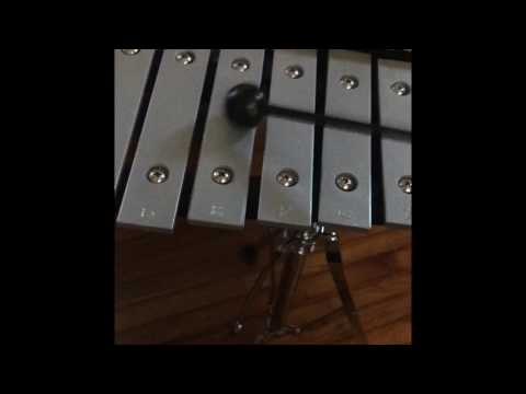 How To Play 3 Simple Songs On the Xylophone Or Bells