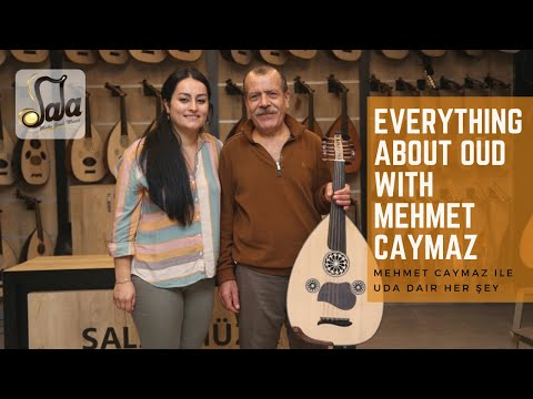 Everything About Oud With Mehmet Caymaz   Mehmet Caymaz İle Uda Dair Her Şey