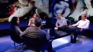 Russell Brand / Peter Hitchens drugs debate (BBC Newsnight, 2012.08.10.Fri)