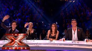 The Judges give their verdict on tonight's shock result | Week 2 Results | The X Factor 2015