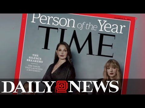 Download Youtube: Time names 2017 'Person of the Year' #metoo