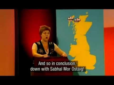 Proifeasair Na Gaidhlig - The Gaelic Professor