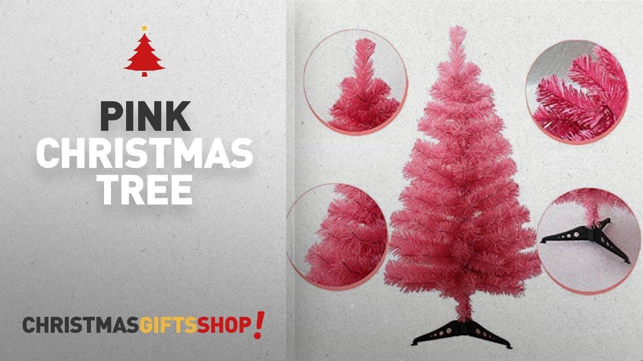 Pink Christmas Tree Ideas: Christmas Tree, StillCool 2ft