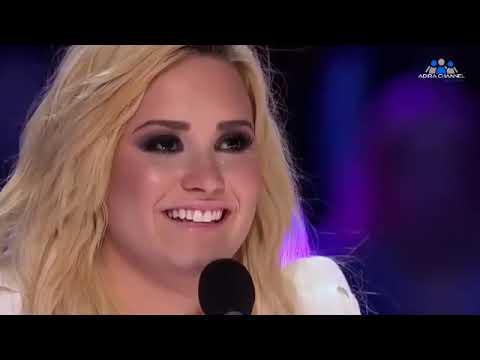 Parodi Nissa Sabyan   Ya Habibal Qolbi Edit Di  X Factor