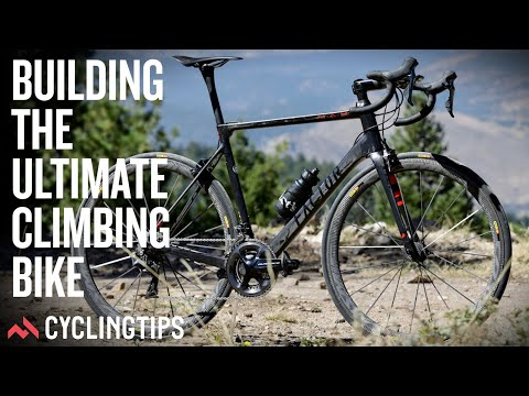 Building the ultimate climbing bike