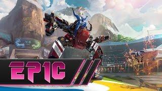 PSVR RIGS: Mechanized Combat League - THE MOST EPIC MATCH EVER!