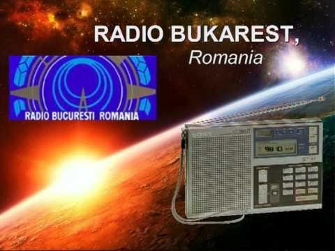 "RADIO INTERVAL SIGNALS - ""Radio Bucharest"""