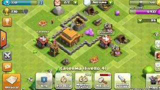 CLASH OF CLANS #2 TH3 E CASTELLO DEL CLAN
