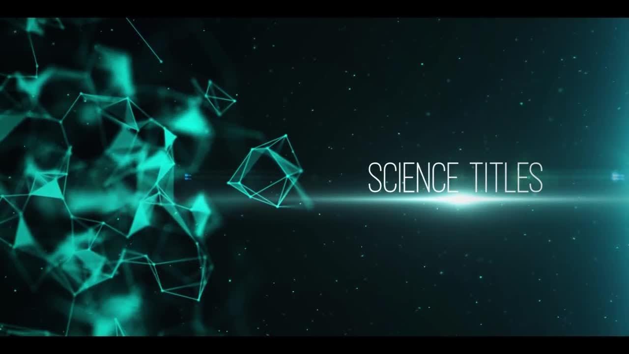 Cinematic Sci Fi Plexus Trailer Premiere Pro Templates