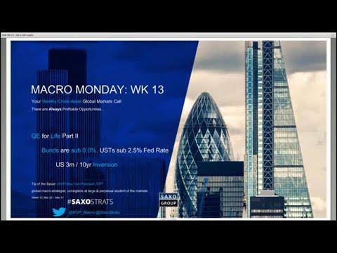 Macro Monday WK 13: QE for Life Part 2