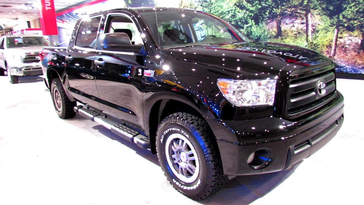Toyota Tundra 1794 Edition >> 2012 Toyota Tundra TRD Rock Worrior Exterior and Interior ...
